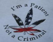 Jeffrey Kennedy I'm a Patient Not a criminal